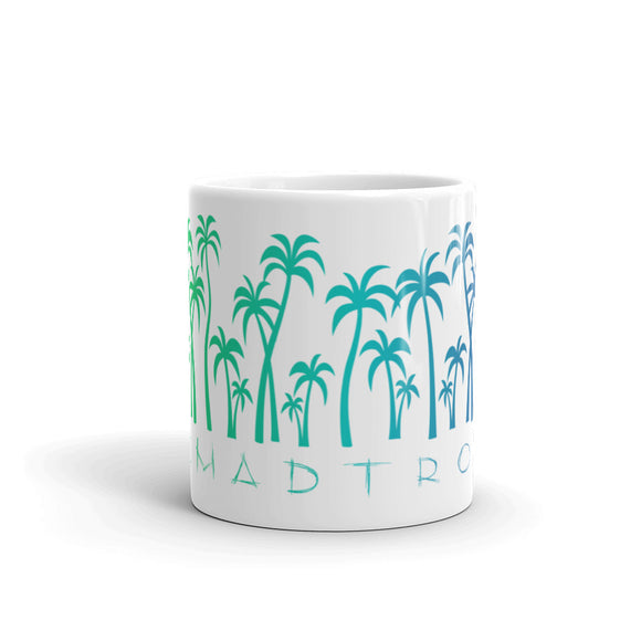TheMadTropic Brand Treeline Mug #3 - The Mad Tropic