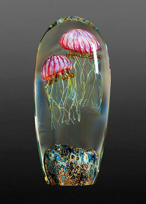 Double Gold Ruby Jellyfish