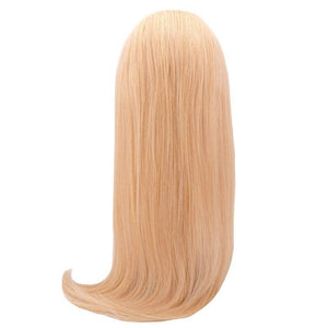 Blonde Straight Lace Front Wig