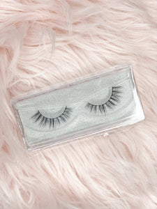 """New Bae, Who Dis"" 3D Mink Lashes"