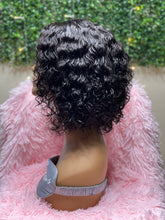 "Load image into Gallery viewer, Custom 10"" Lace front Burmese Curl"