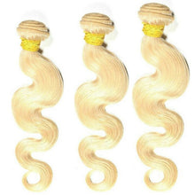 Load image into Gallery viewer, Russian Blonde Body Wave Bundle Deals