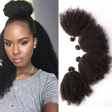 Load image into Gallery viewer, Afro Kinky Curl Bundles