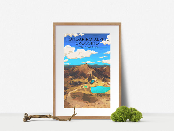 North York Moors National Park Poster
