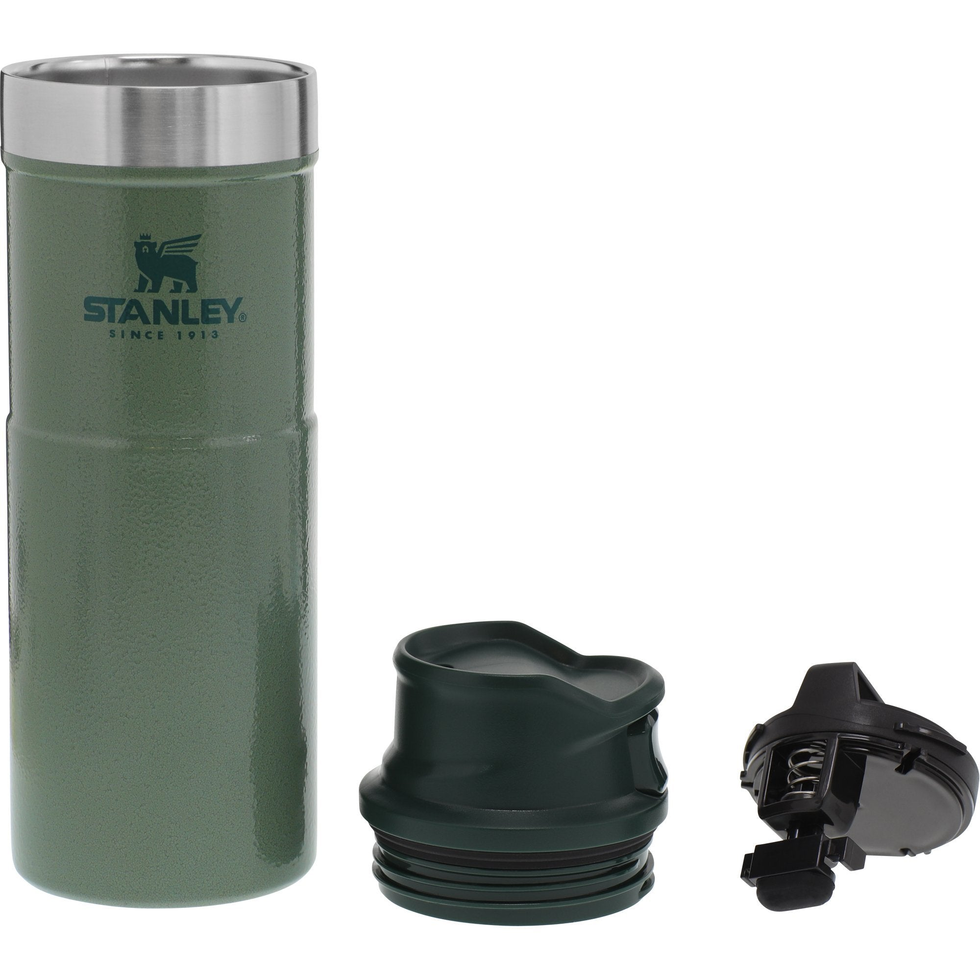 STANLEY TRAVEL MUG GREEN| 473 ML