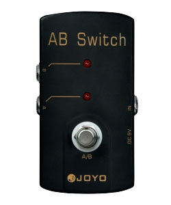 A/B Switch Pedal - Luda Customs