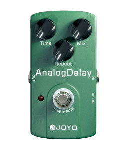 Analog Delay Pedal - Luda Customs