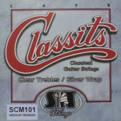 S.I.T. Strings Classic Guitar Strings - Classits - Luda Customs
