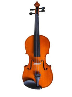 Flame Lily Violin Spruce and Maple - Luda Customs