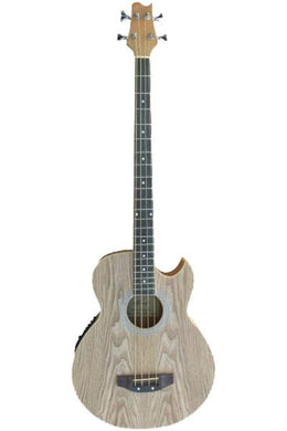 Maxwell Acoustic Bass Guitar - Luda Customs