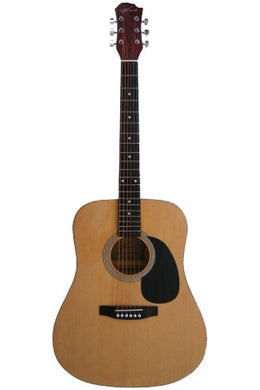 Maxwell Dreadnought Guitar Spruce Top - Luda Customs