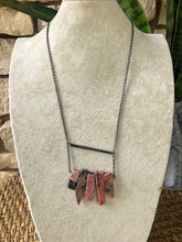 Spike Stone Necklace