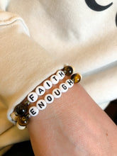 Faith Word Bracelets