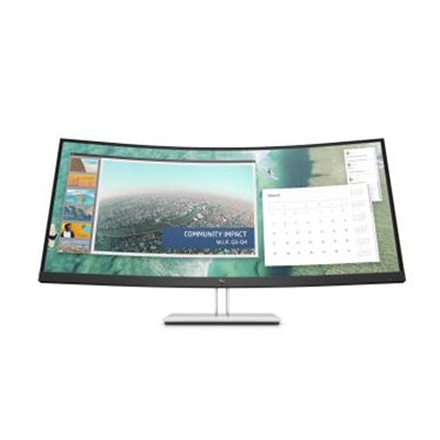 E344c Curved Display