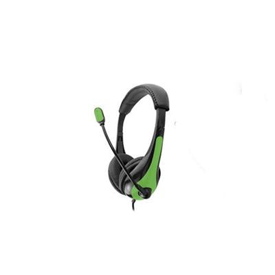 Single Plug Microphone Headset