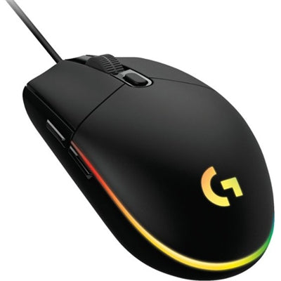 G203 LIGHTSYNC Gmng Mouse Blk