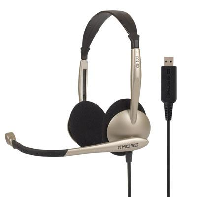 Communication HP with USB Headset