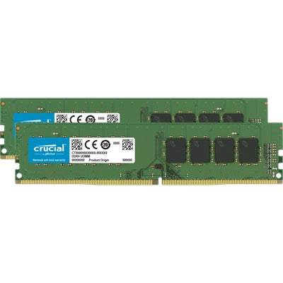 8GB Kit 4GBx2 DDR4 2666 MT