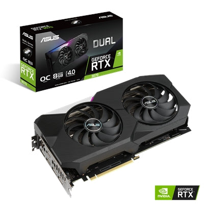 RTX 3070 OC Ed 8G Gaming Card