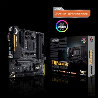 TUF B450M Plus II AMD AM4 Motherboard