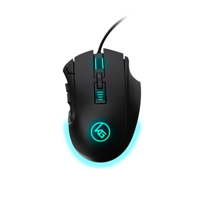 12 Button Pro MMO Gaming Mouse