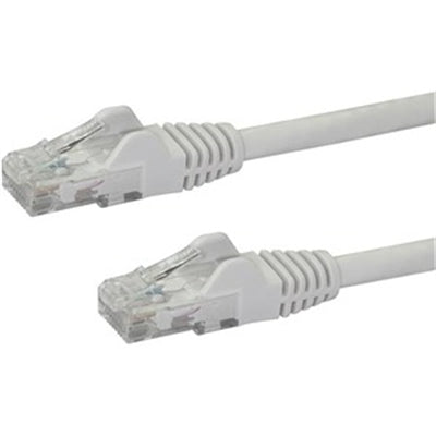 100ft White Cat6 Patch Cable
