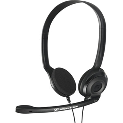 Binaural Voip Headset