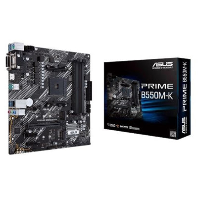 PRIME B550MK AMD AM4 3G R3 Motherboard