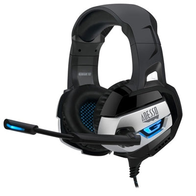 Stereo USB Gaming Headset Mic