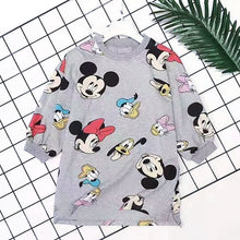 Load image into Gallery viewer, Ready to Ship Mickey Sweater/Tshirt Dresses