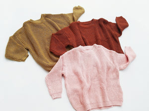 Ready to Ship Knit Sweaters