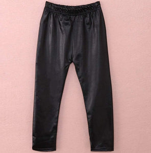 Ready to Ship Faux Leather Leggings
