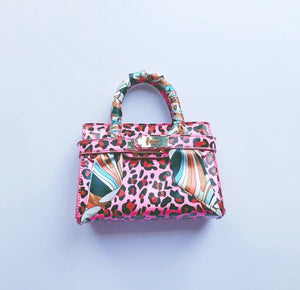 Ready to Ship Leopard Totes
