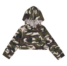 Load image into Gallery viewer, Ready to Ship Camo Hoodie (not cropped)