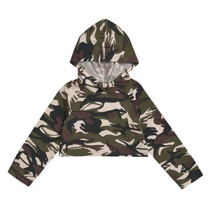Ready to Ship Camo Hoodie (not cropped)