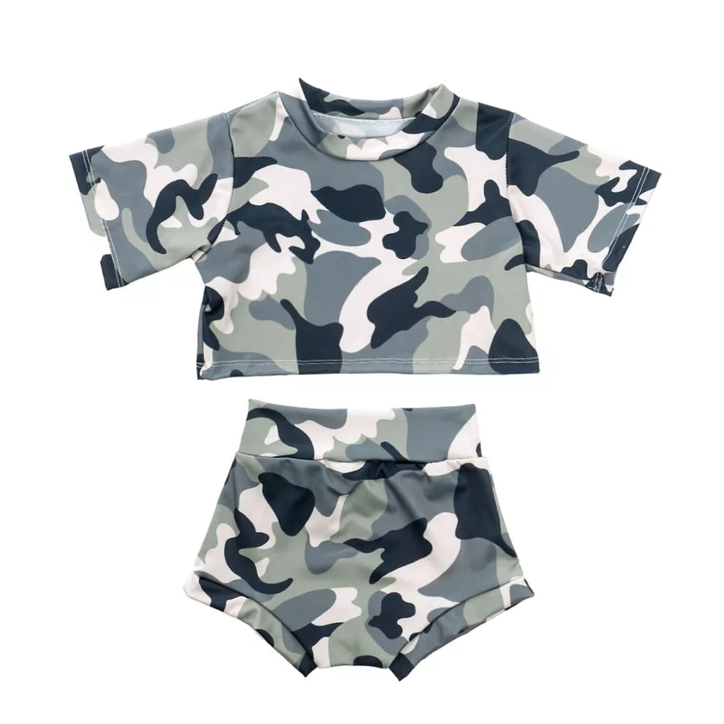 Ready to Ship Camo Lounge Set