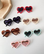 Load image into Gallery viewer, Ready to Ship Heart Sunnies