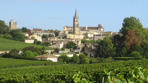 Bordeaux region