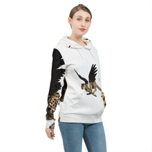 "Load image into Gallery viewer, Exhibit ""B"" - Women's Hoodie"