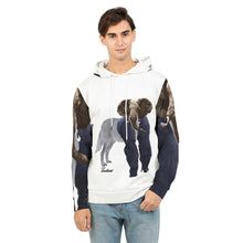 "Load image into Gallery viewer, Exhibit ""A"" - Men's Hoodie"