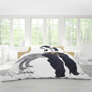 "Exhibit ""A"" - Queen Duvet Cover Set"