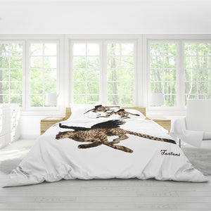 "Exhibit ""B"" - Queen Duvet Cover Set"