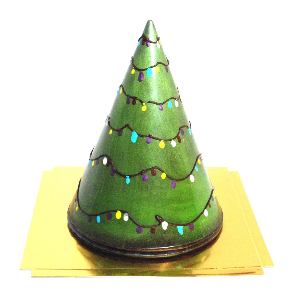 Holiday Collection Chocolate Large Christmas Tree Pick Up Only