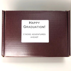S'more Adventures Ahead Graduation Box