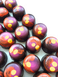 Blood Orange Bellini Bonbons