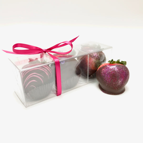 Valentine's Day Collection: Gourmet Chocolate Dipped Strawberries