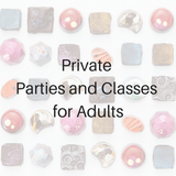 Private Events and Parties - Adults