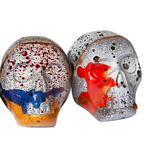 Halloween Collection: Chocolate Sugar Skulls 6 piece box
