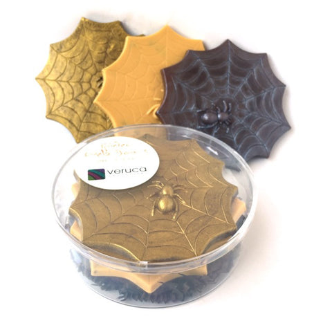 Halloween Collection: Spider Web Chocolate Bars 3 piece box