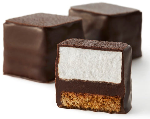 Gourmet S'mores: Signature Dark Chocolate 3 piece box